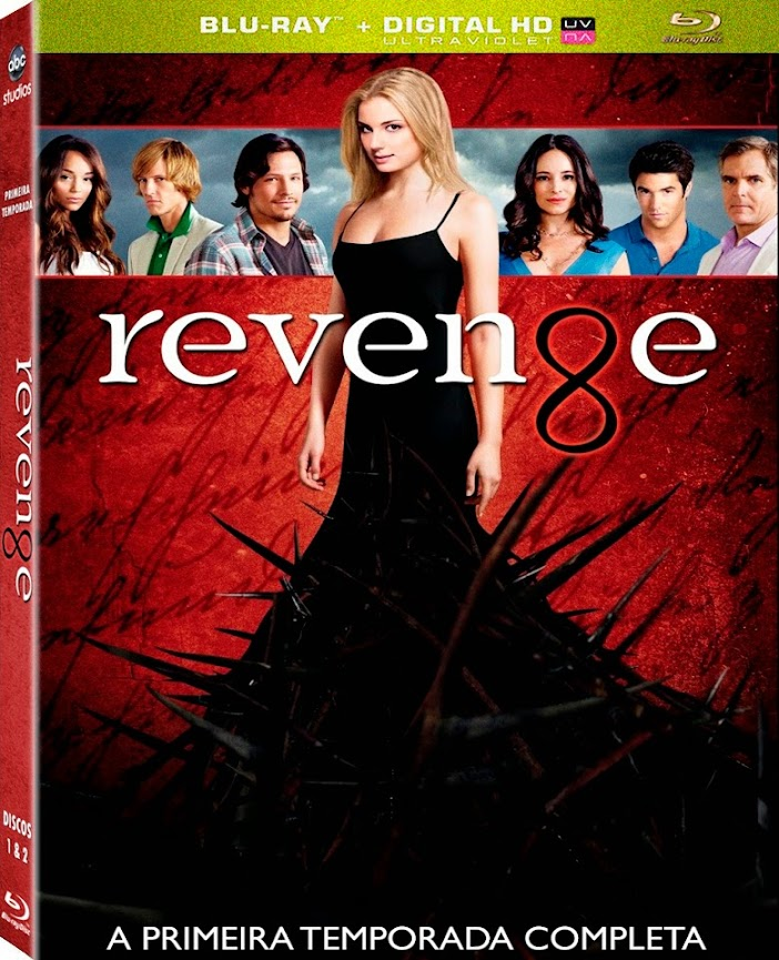 [TORRENT] Revenge 1ª Temporada (2011) BDRip 720p Dual Áudio + Legendas