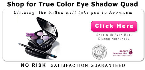 Avon Eyeshadoe True Color Quad