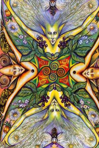 Tarot Contemplation Ritual