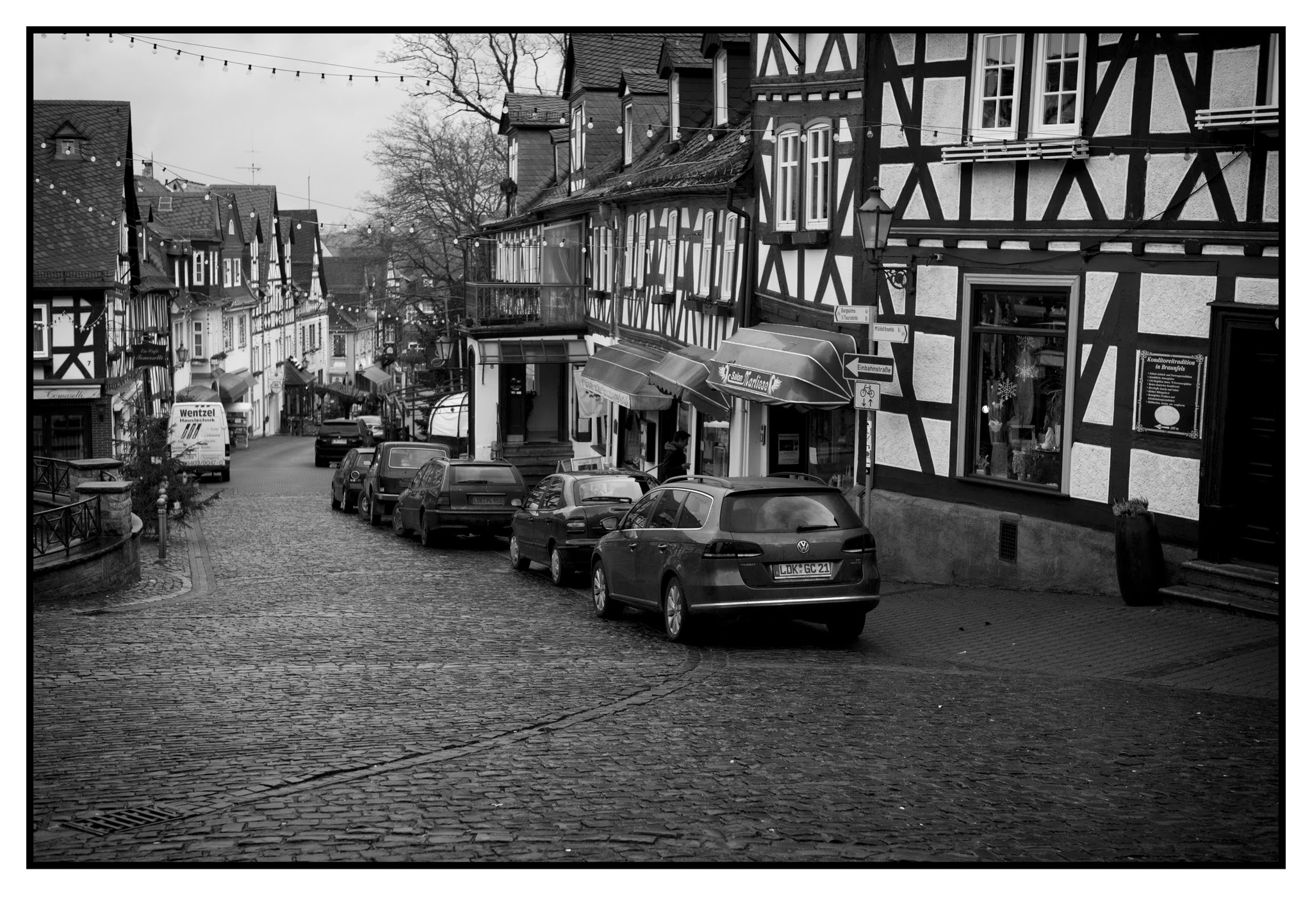 A street photographer's nightmare | Braunfels, Germany, 2011