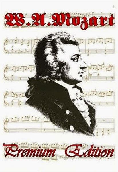 W.A.Mozart – Premium Edition 40CDs Box Set) (2007)