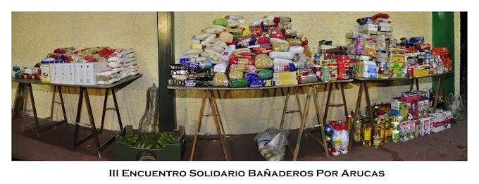 Un día Solidario en el Campo de Fútbol Manuel Pablo, Bañaderos.
