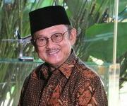BJ HABIBIE PRESIDEN KETIGA INDONESIA IQ200