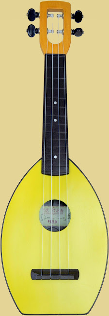 Magic Fluke Limon Flea Soprano Ukulele