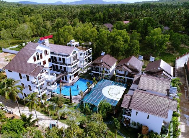 Sweet home Resort & spa Phú Quốc tuyển dụng nhiều vị trí