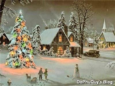 Những bài thơ chúc mừng Giáng sinh hay nhất