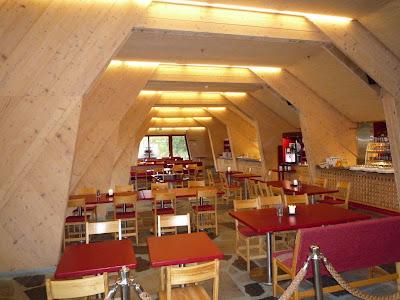Cafetería de Preikestolhytta, Noruega
