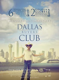 Jaquette de Dallas Buyers Club