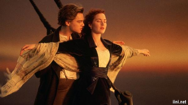 Thơ tàu Titanic - chuyện tình trên biển băng
