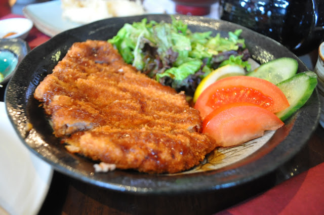 Akari+review+Essex+Road+Japanese+restaurant+pork+katsu