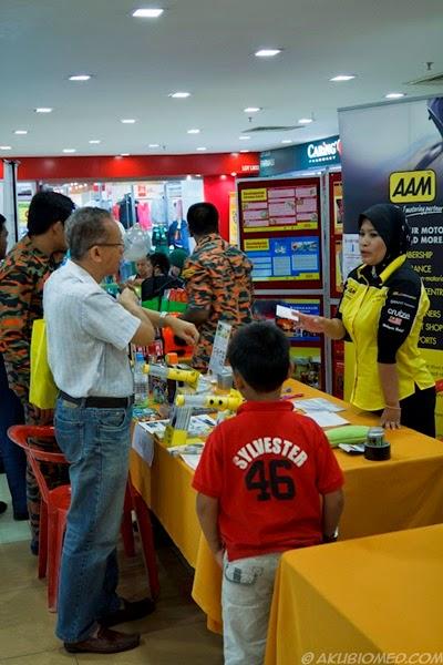 Booth AAM Selangor