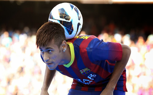 neymar wallpapers 2013