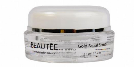 Beautee Gold Facial Scrub
