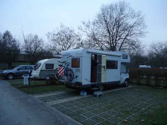 Touring Caravan Sites Near Calais