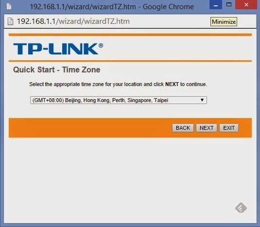 tp link td w8961nd streamyx setup