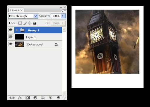 6 manipulasi foto belajar photoshop