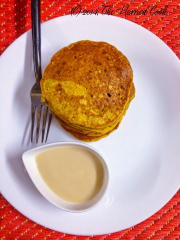 Carrot Cake Pancakes Healthy No Flournp