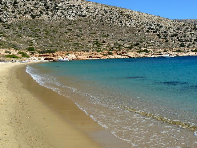 Ios, spiaggia di Agia Theodoti