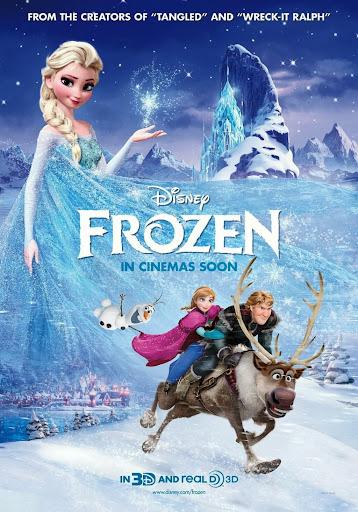 Nữ Hoàng Băng Giá - Frozen