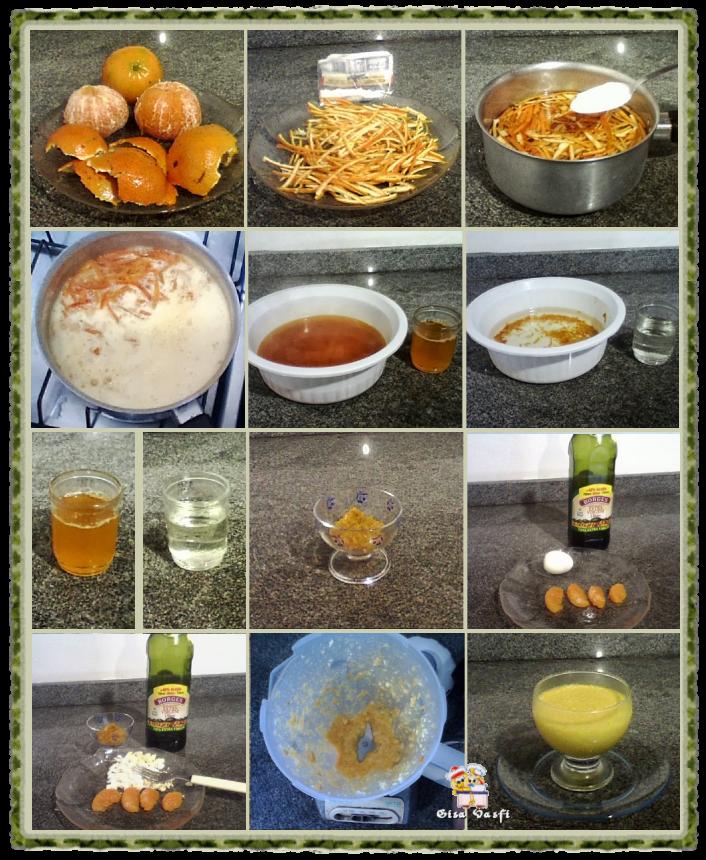 Maionese de tangerina carioquinha 2