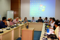 Briefing Meeting on Bangladesh Hosting of ICAAP 2015