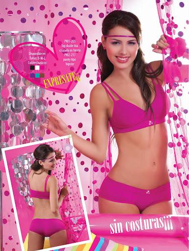 lili-pink primavera verano 2011