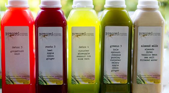 My Pressed Juicery 3 Day Cleanse Juice Bonanza