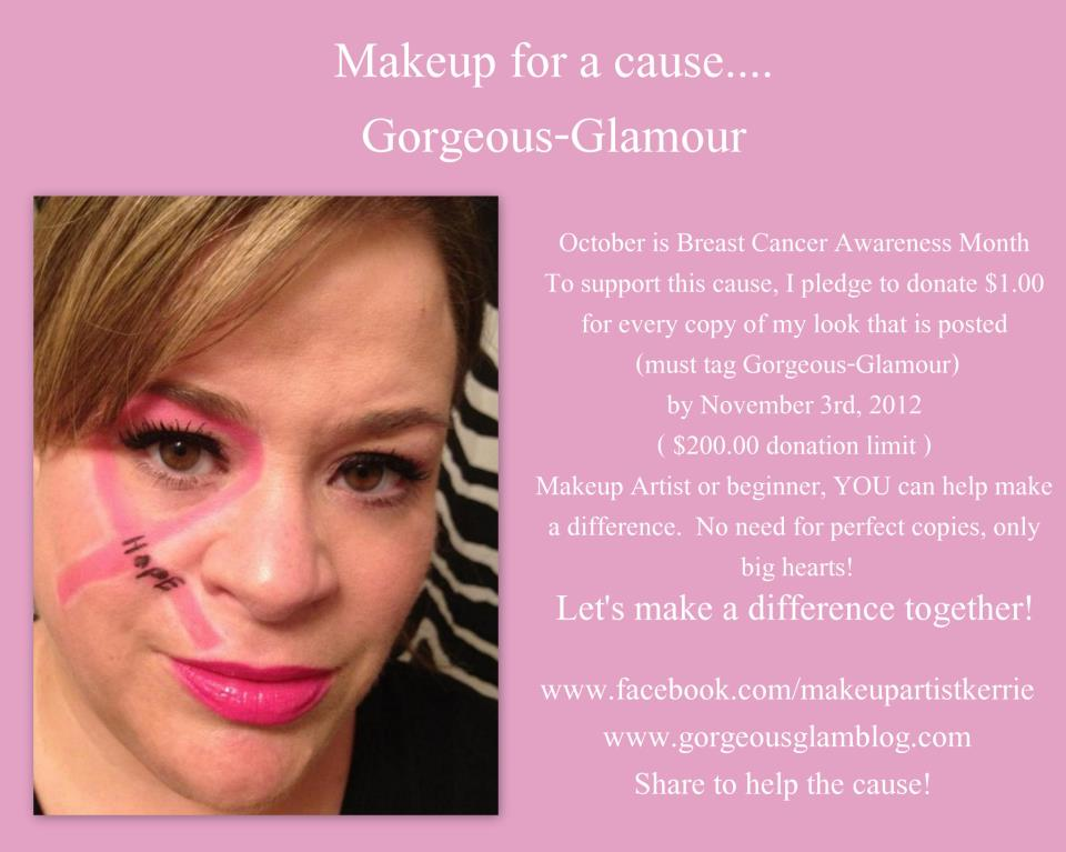 Makeup for a cause....