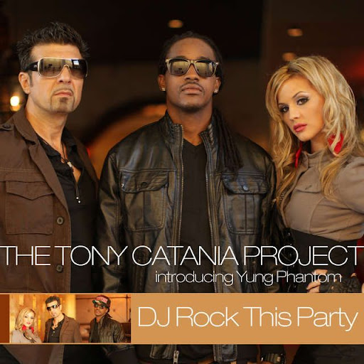 Tony Catania Project Feat. Yung Phantom - DJ Rock This Party! (G&G Remix Edit)