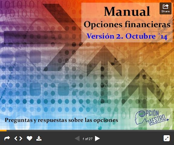Manual de opciones financieras – 2ª edición