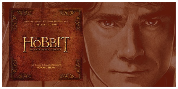 The Hobbit: An Unexpected Journey (Soundtrack) by Howard Shore - Review
