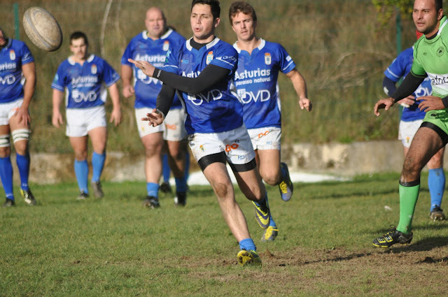 @RealOviedoRugby vs Bathco