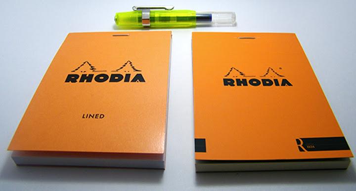 Cuadernos Rhodia