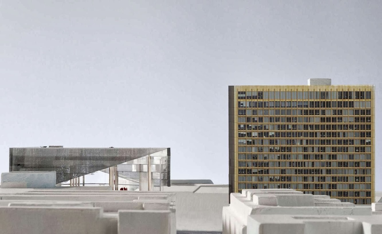 New Media Campus for Axel Springer by Oma