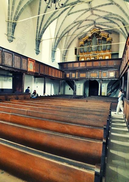 biserica evanghelica saschiz iulie 2013