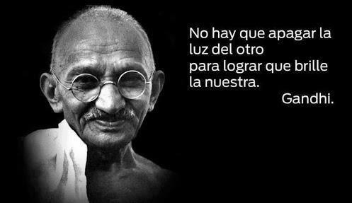 frase Mahatma Gandhi