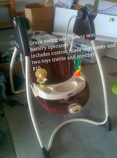 Graco Floor Swing