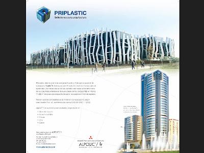Priplastic en revista Arketypo
