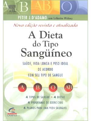 dieta do tipo sanguíneo mito ou verdade