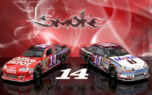 Tony Stewart Office Depot Mobile 1 Cars wallpaper