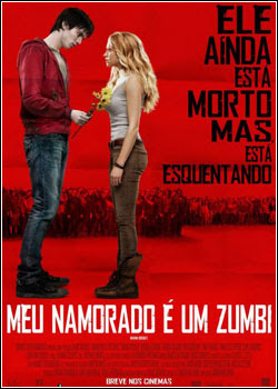 Filme Poster Meu Namorado é Um Zumbi TS XviD & RMVB Dublado