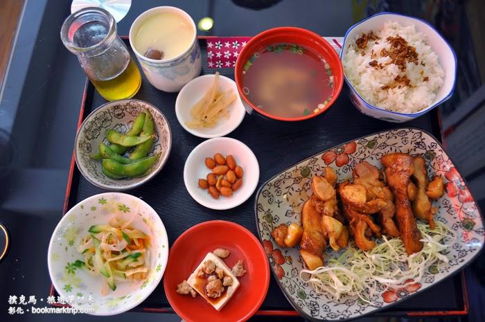 旬里海日式料理食堂雞肉照燒定食