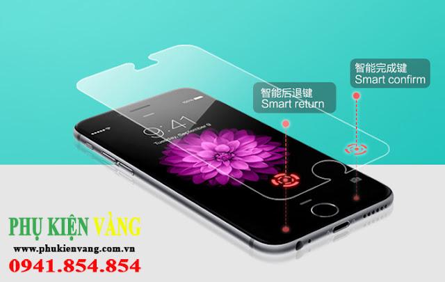 Dán cường lực thông minh Halo Back iPhone 6/6S - www.phukienvang.com.vn