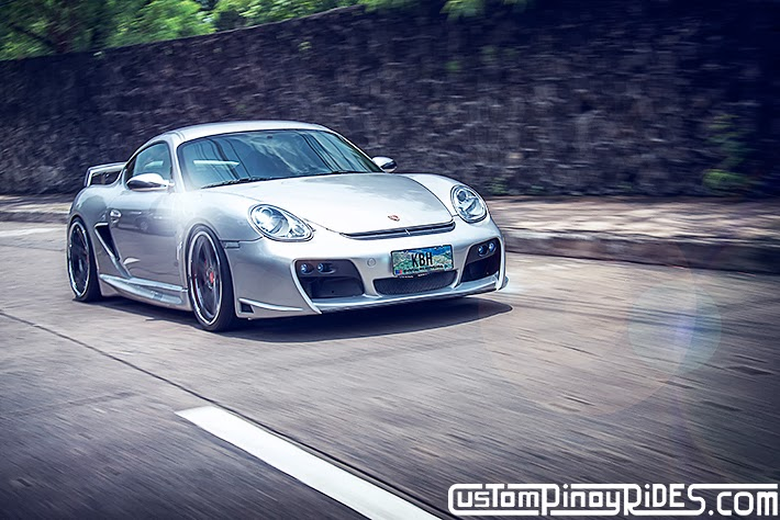 Keith Bryan Haw Porsche Cayman S Techart Custom Pinoy Rides Car Photography Philippines Philip Aragones pic1