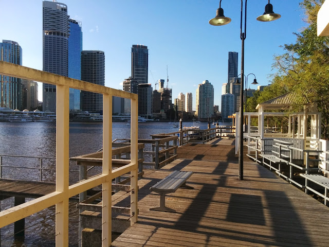 Riverside of Brisbane