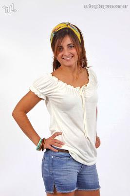 Participantes de Gran Hermano 2012 - Agustina Quiroz