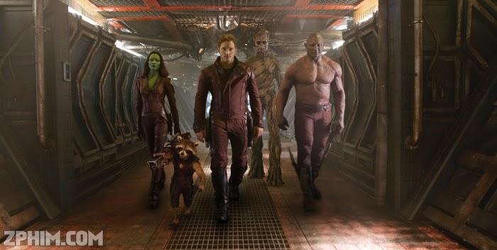 Ảnh trong phim Vệ Binh Dải Ngân Hà - Guardians of the Galaxy 3