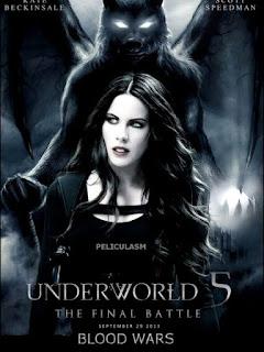 Thế Giới Ngầm 5: Trận Chiến Đẫm Máu - Underworld: Blood Wars