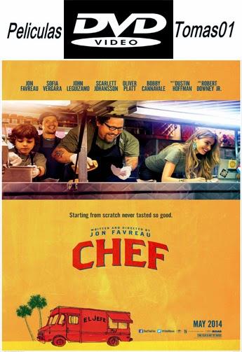 Chef a Domicilio (2014) DVDRip