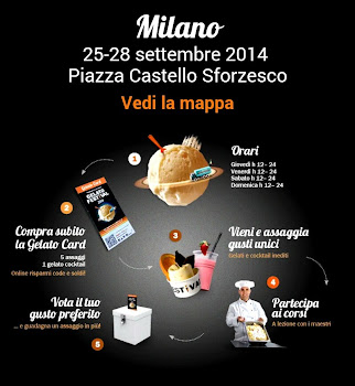 gelato festival milano piazza castello
